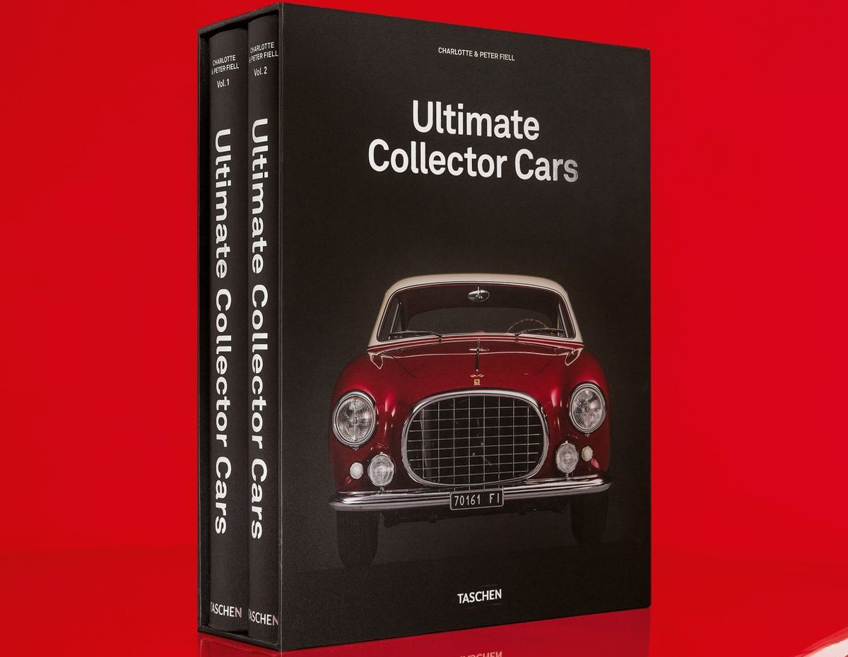 Ultimate Collector Cars - Taschen Verlag