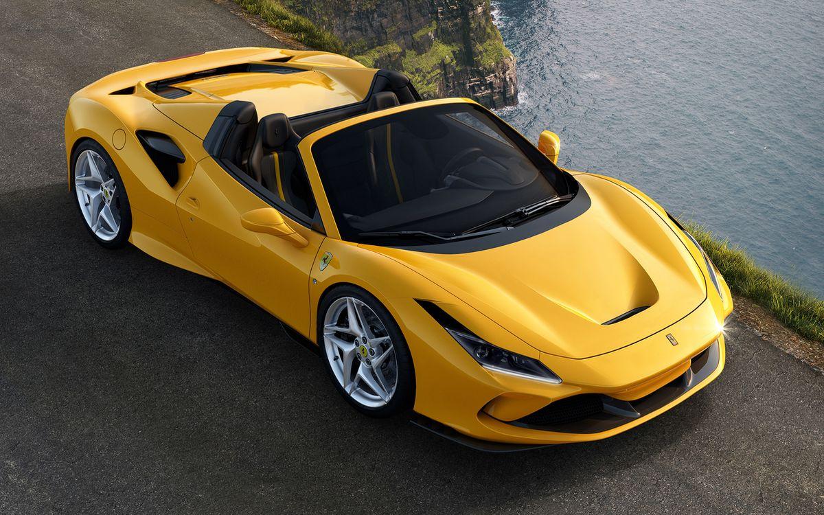 Ferrari F8 Spider (Best Performance Car)