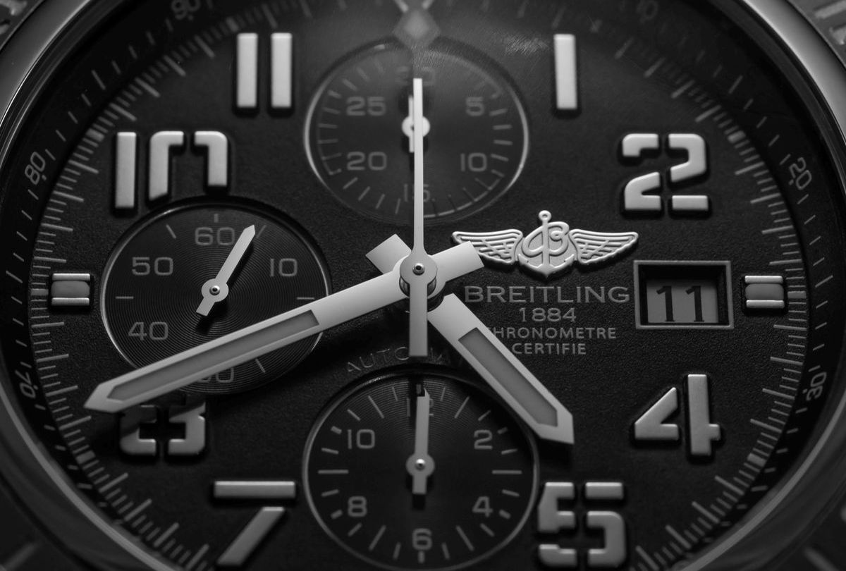 Breitling: Dauergast bei James Bond.