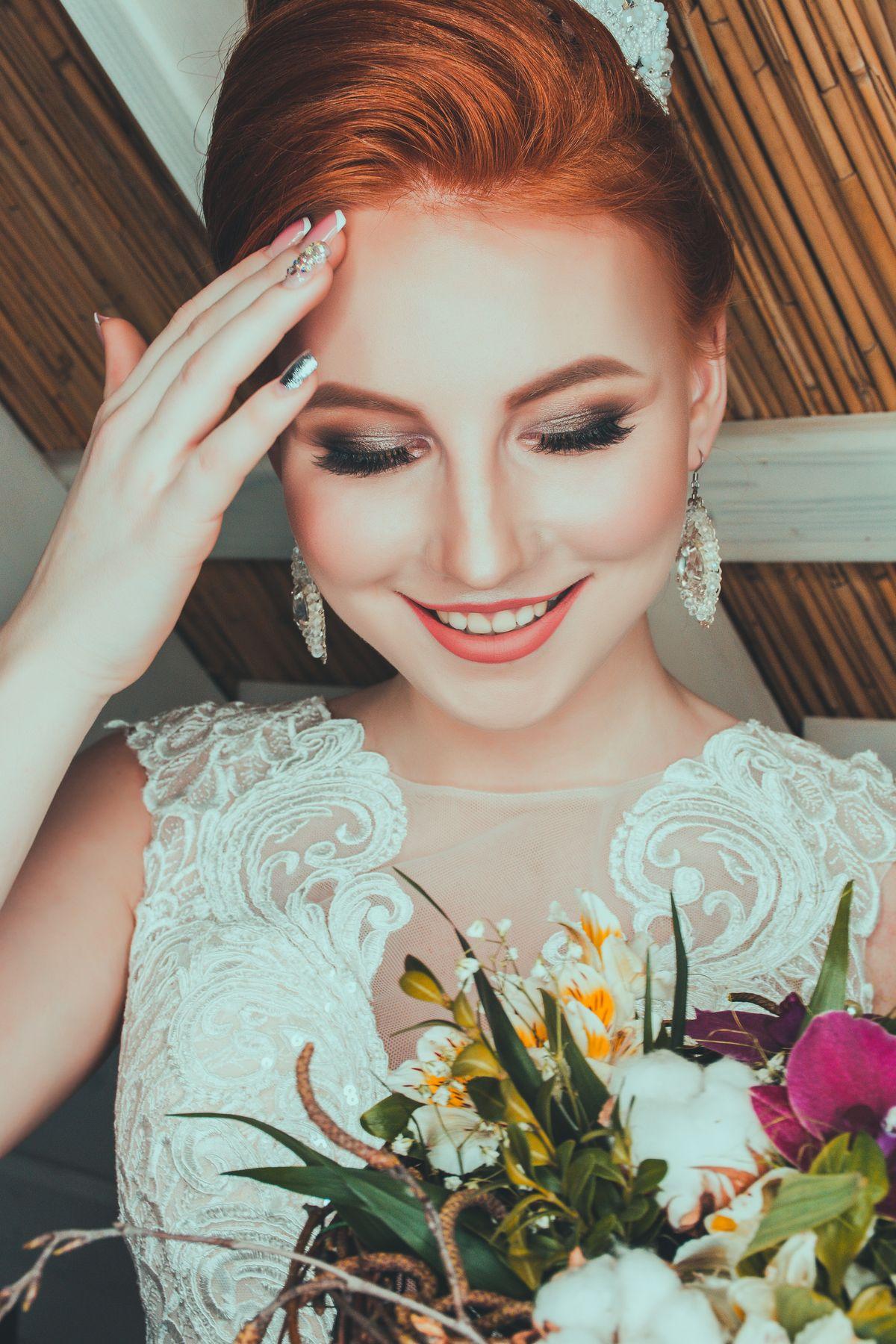 Das perfekte Make-up für die Braut