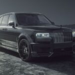 Spofec pimpt den Rolls-Royce Black Badge Cullinan