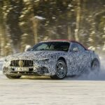 Mercedes-AMG testet den neuen SL