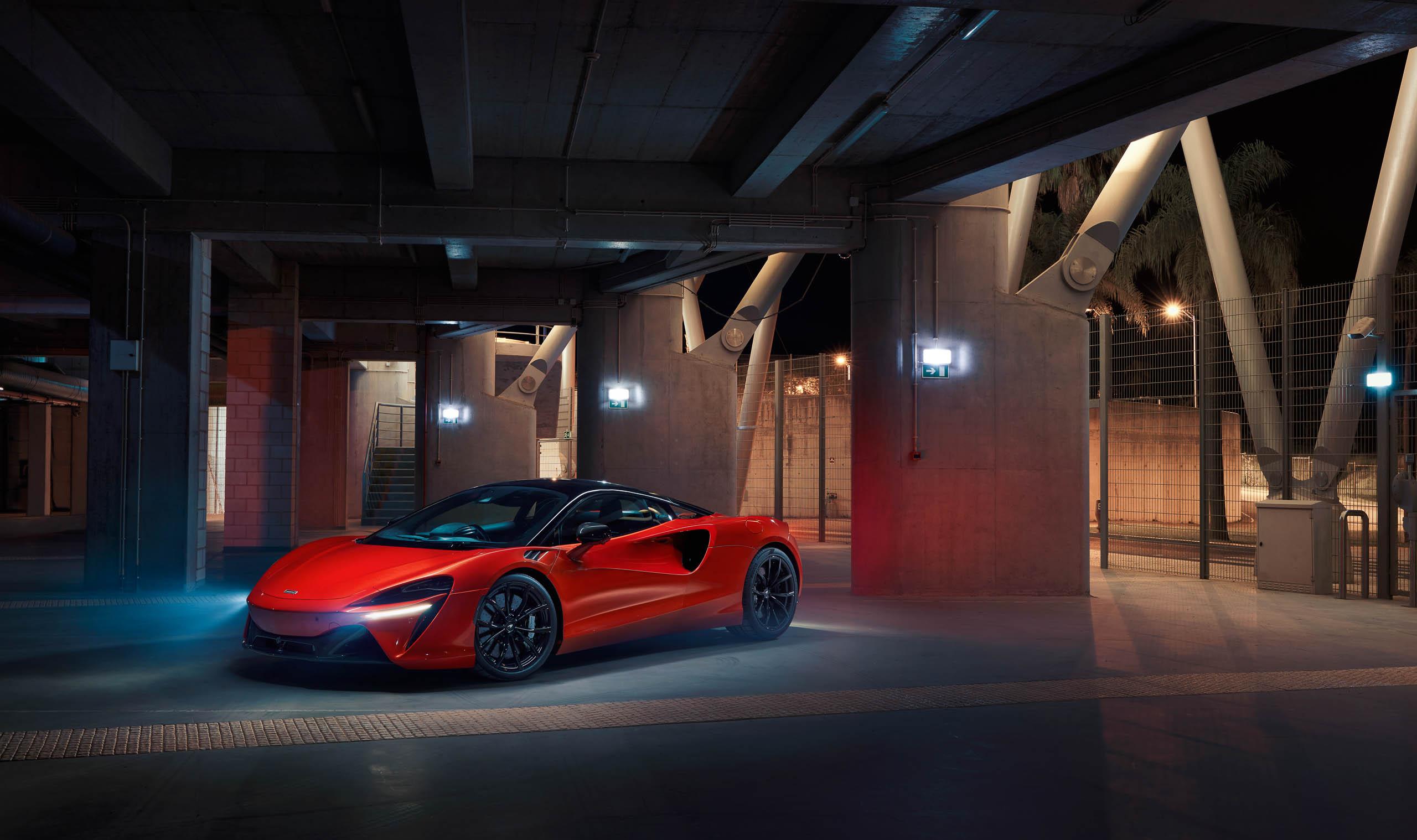 McLaren Atura