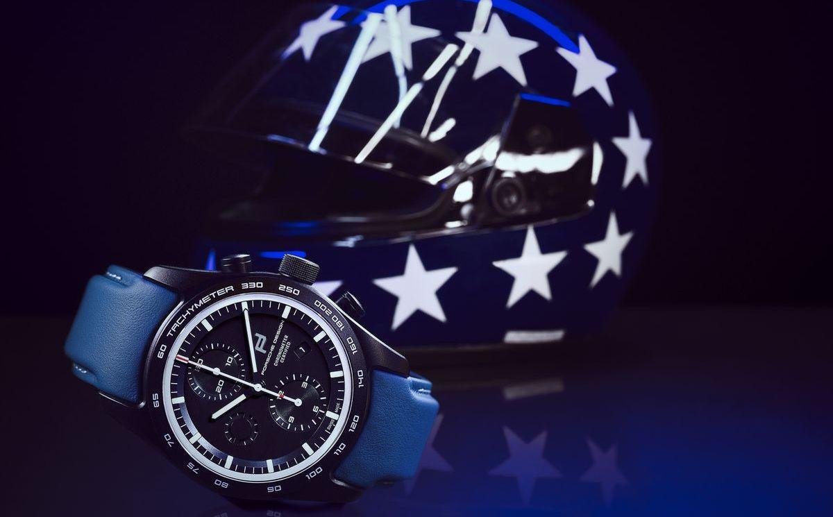 Porsche Design Custom-Built Timepieces