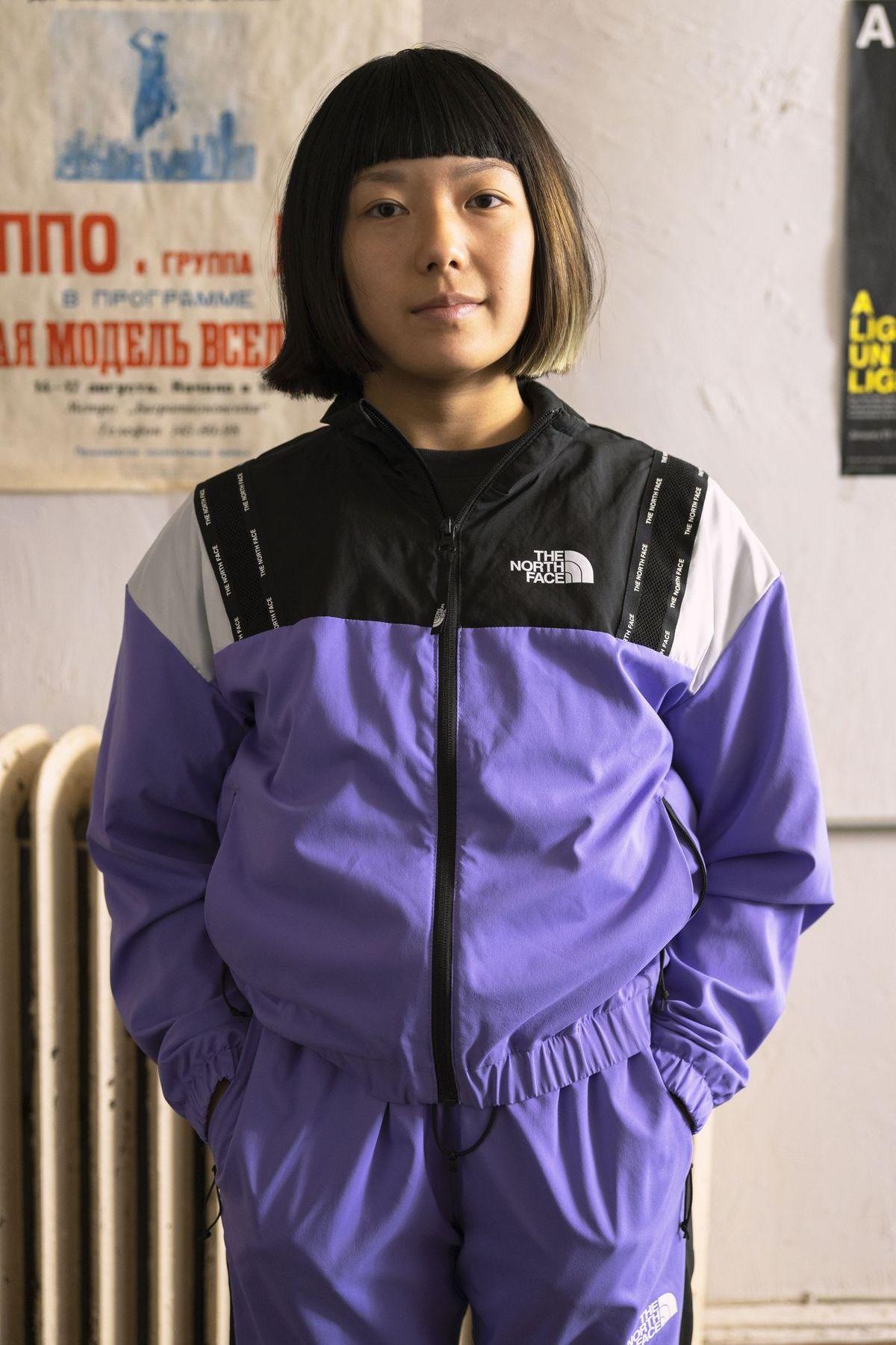 "Ashima Shiraishi, The North Face ""Mountain Athletics"" Kollektion"