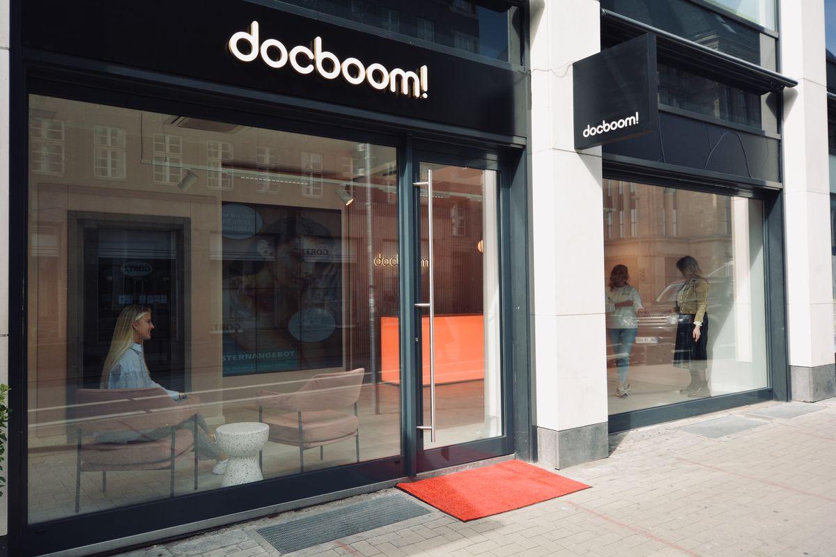 Docboom in Düsseldorf