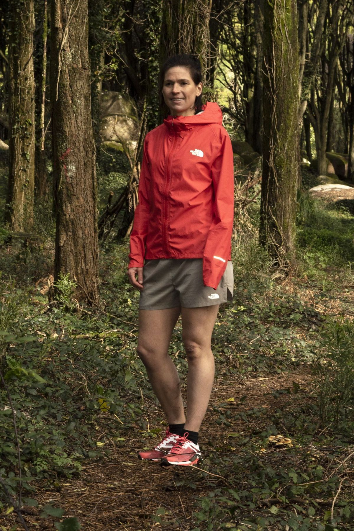 "Stephanie Case - The North Face - ""Trail Light"" Kollektion"