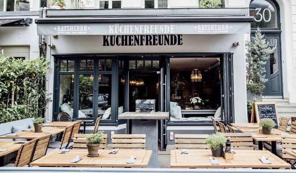 Küchenfreunde im Hamburger Lehmweg