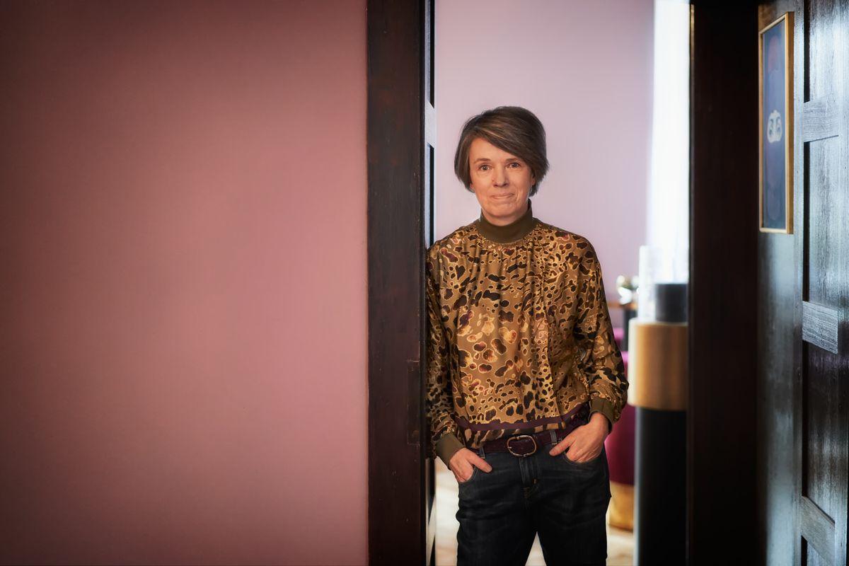 Claudia Wiese, Inhaberin des Romantik Hotel am Brühl