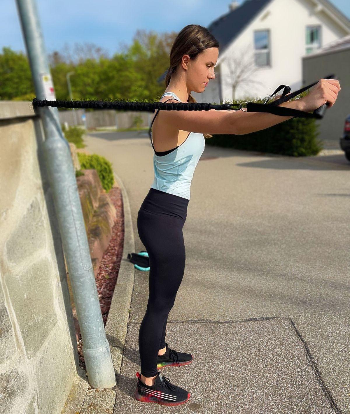 Minela Fisic testet Loona Gym