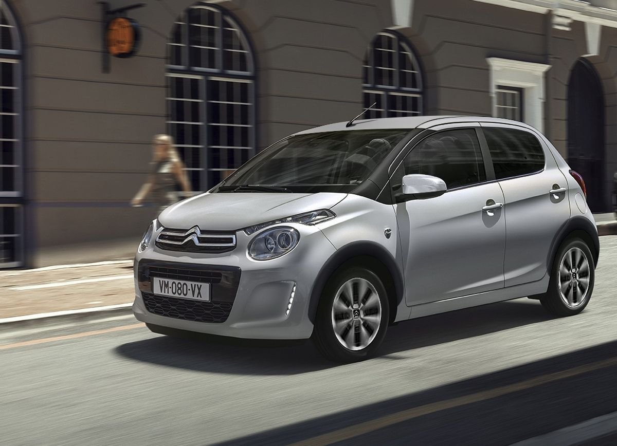 "Citroën C1, Sondermodell ""Millenium"""