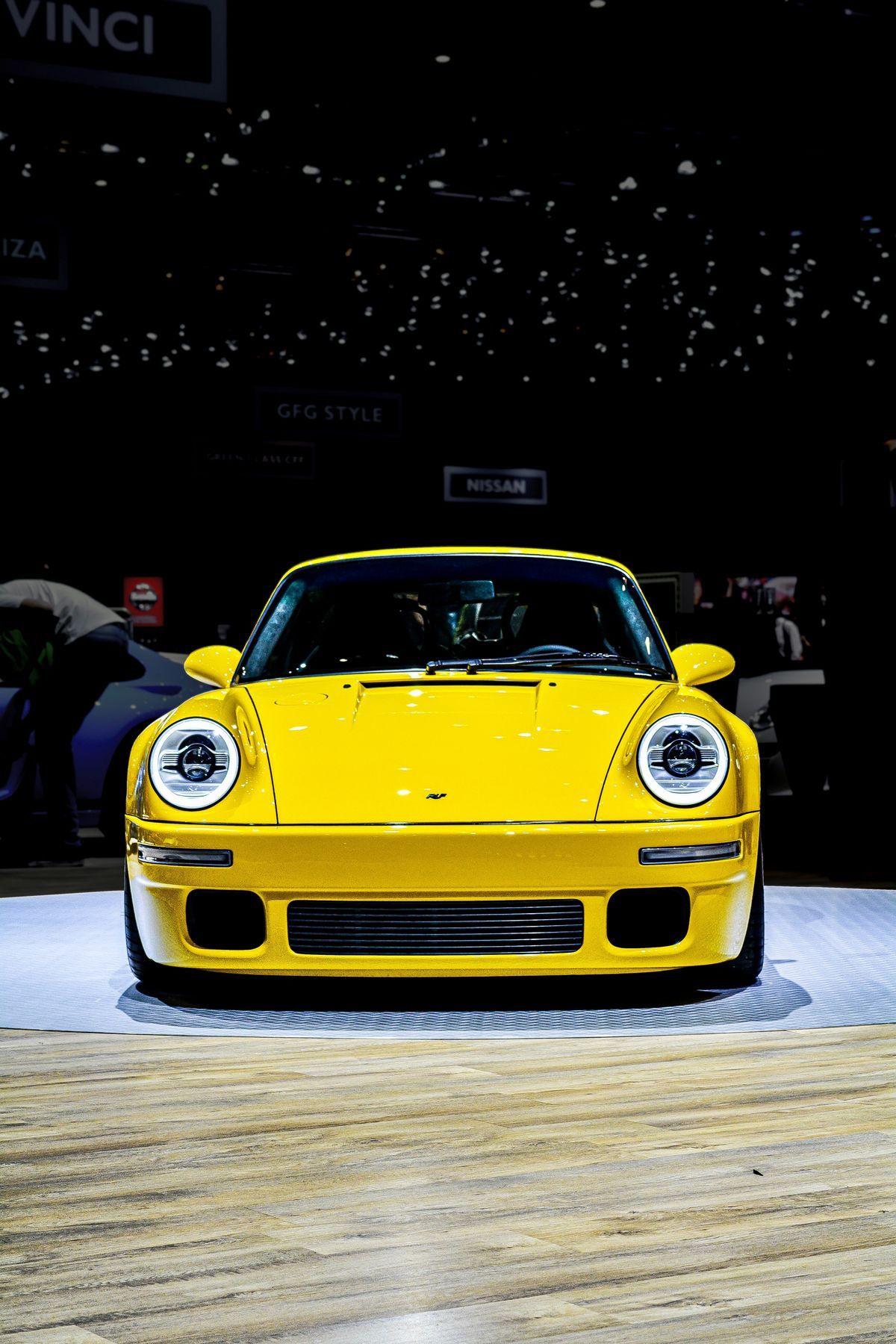 Der Genfer Automobilsalon findet vom 19. bis 27. Februar 2022 statt