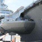 Ihr eigener Flugzeugträger – die teuerste Atlantik-Überfahrt aller Zeiten