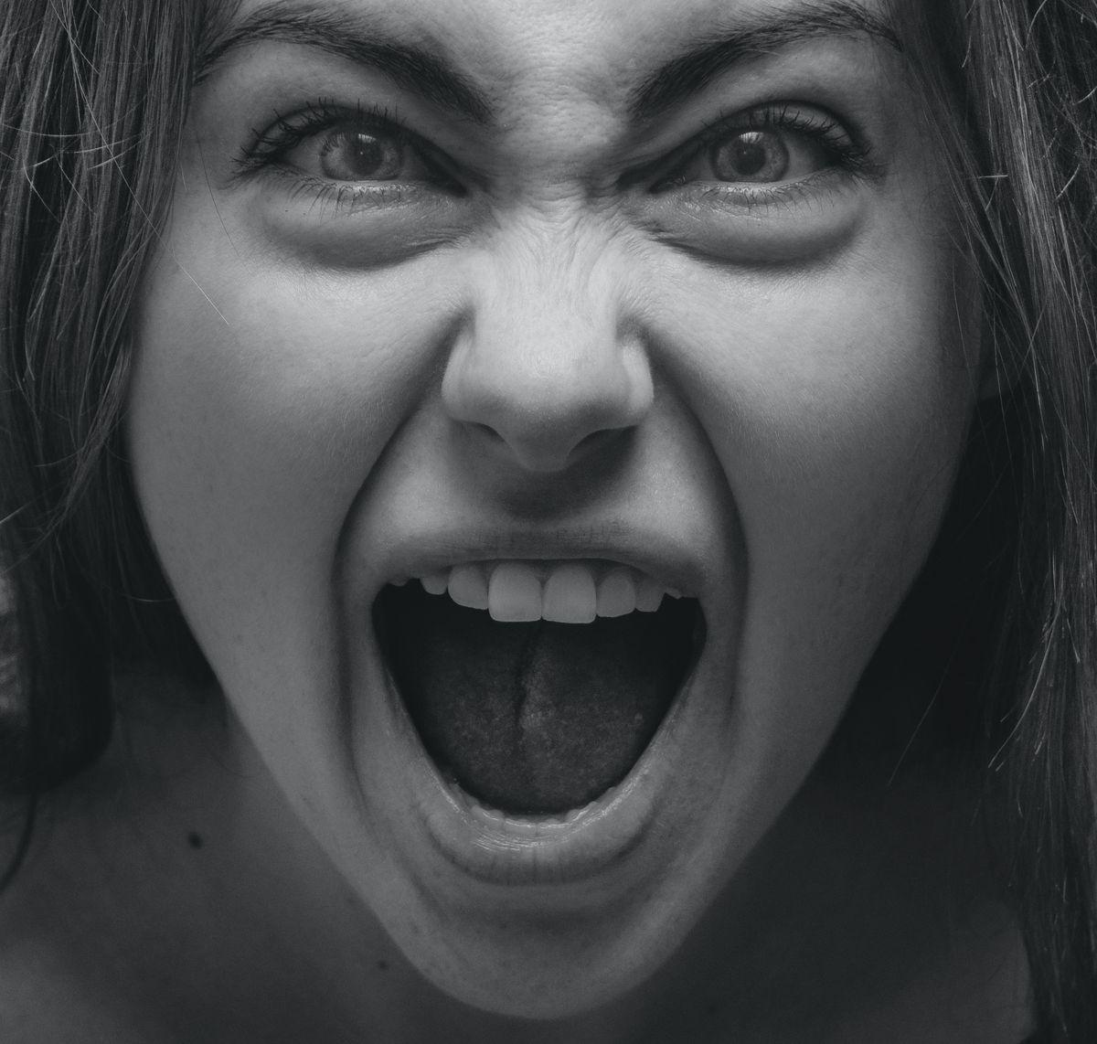Lippen und Zähne als absolute Hingucker