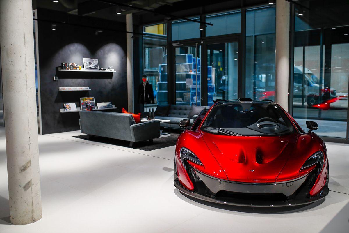 McLaren München