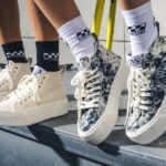Die hippen Plateau Sneaker von No Name