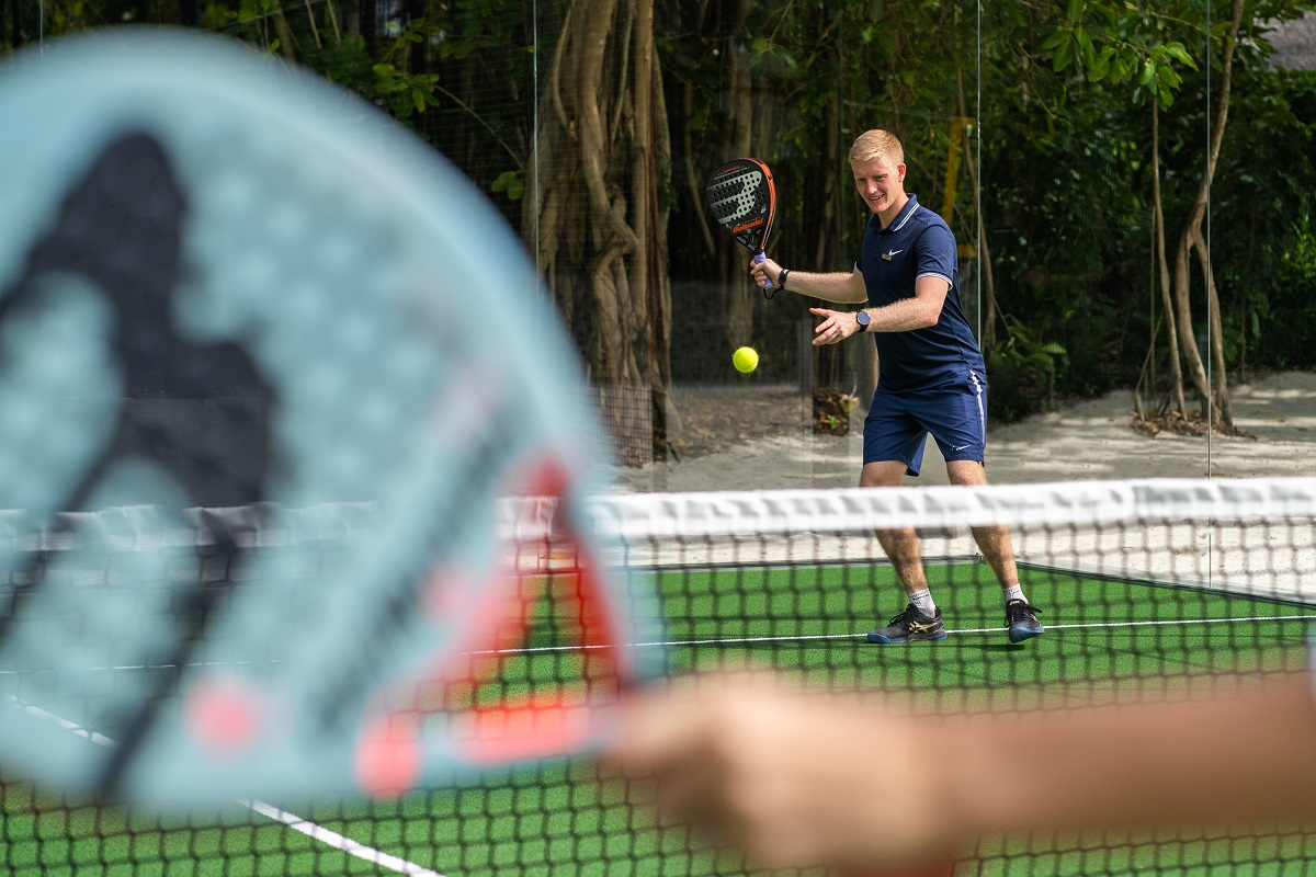 Malediven: Funsport auf Velaa Private Island