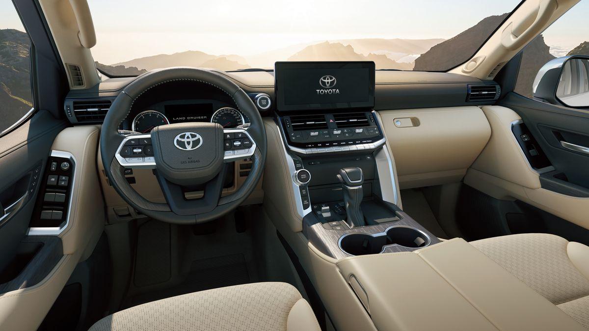 Toyota Land Cruiser V6