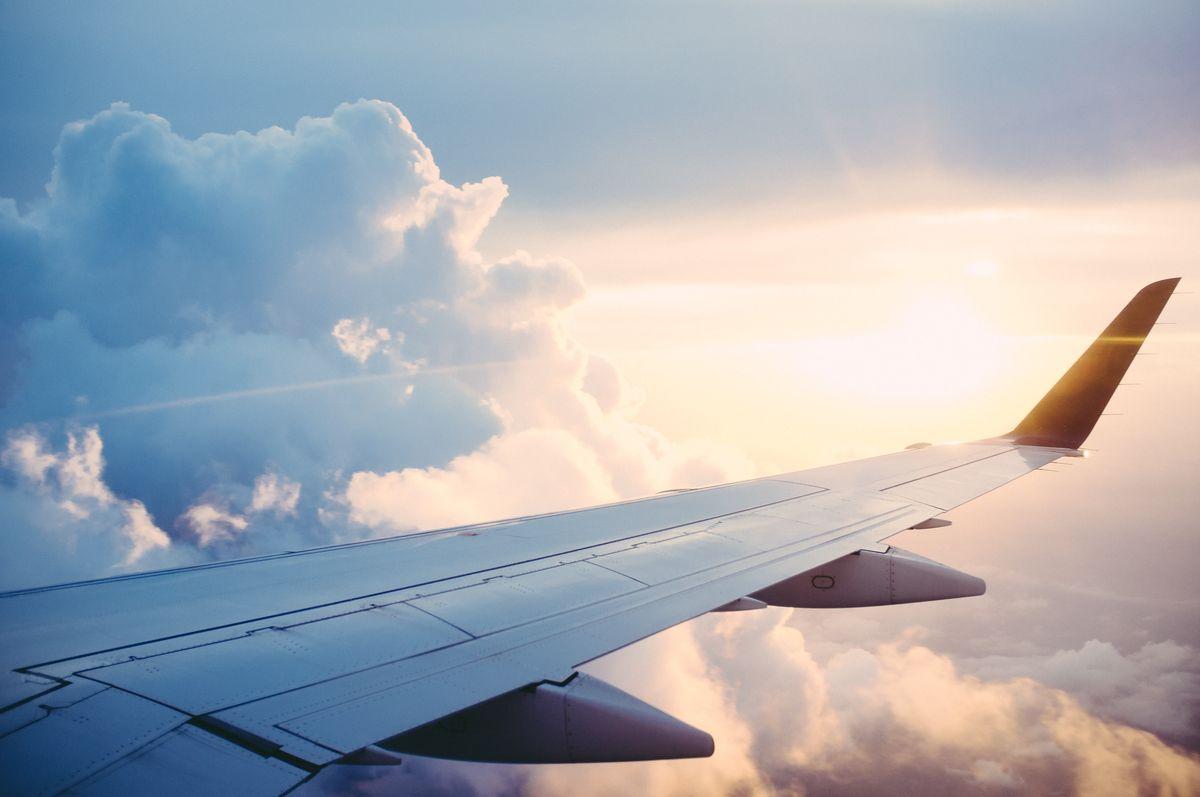 Kurzstreckenflüge gehen meist ins Ausland