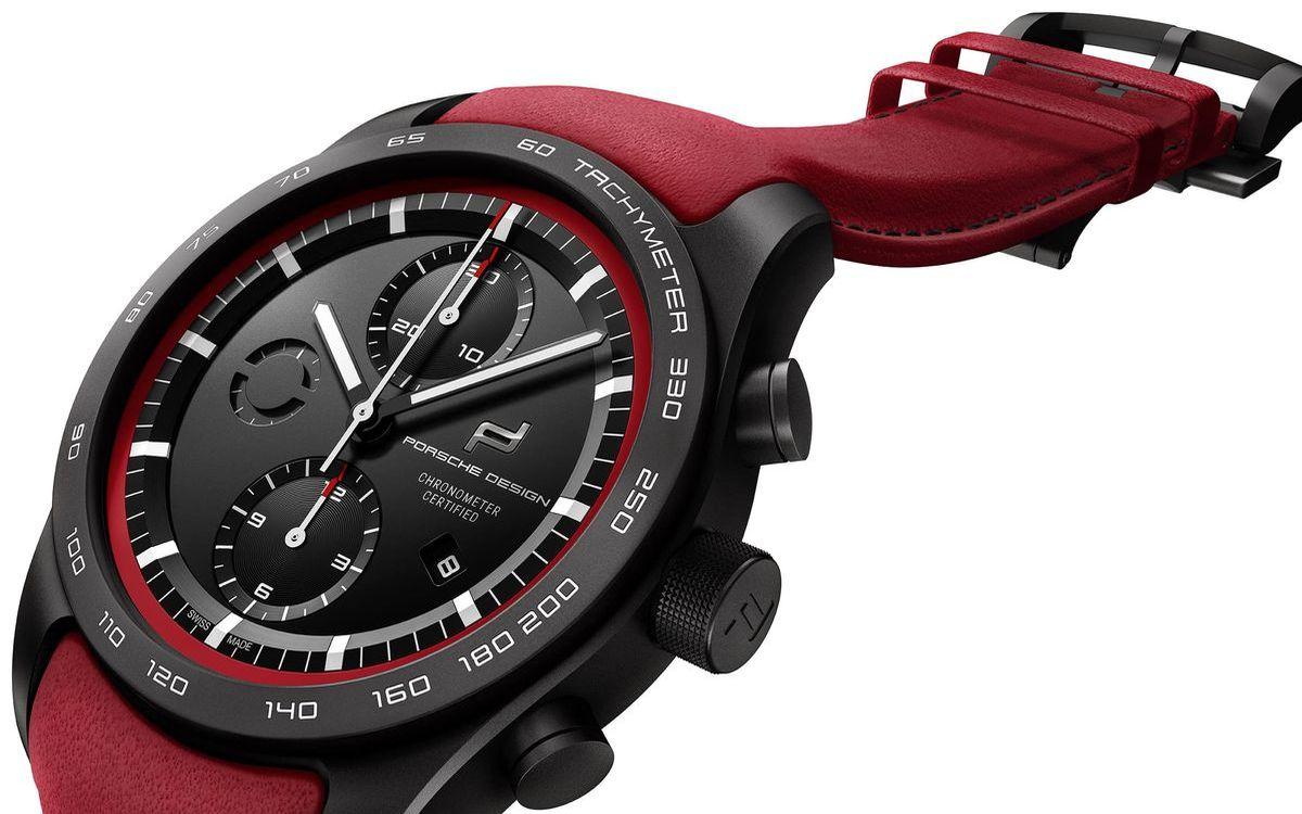 Porsche Design Chronograph - Ennstal-Classic - 7.850,- Euro