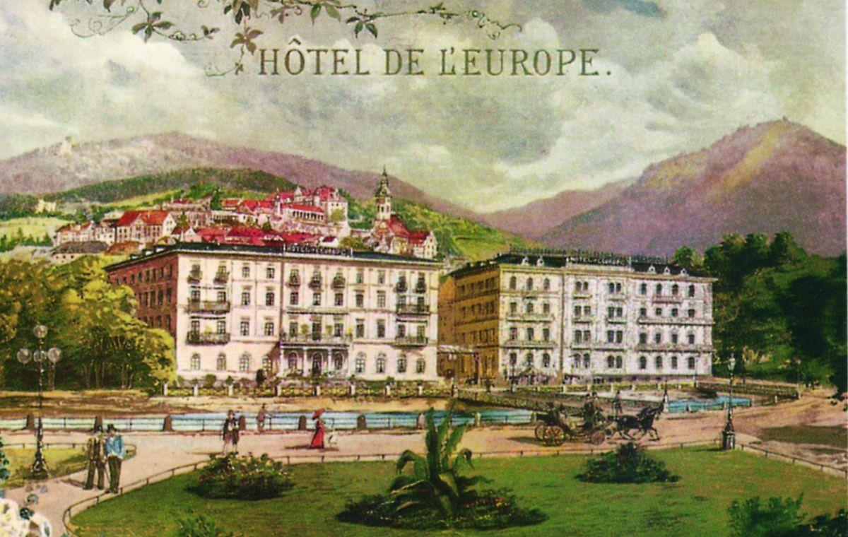 Die Rückkehr einer Hotellegende