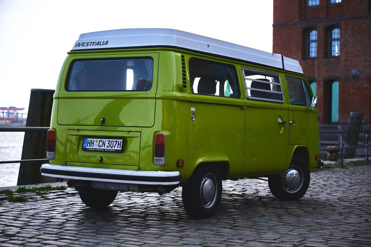 Treffen der VW Busse für 2022 in Planung
