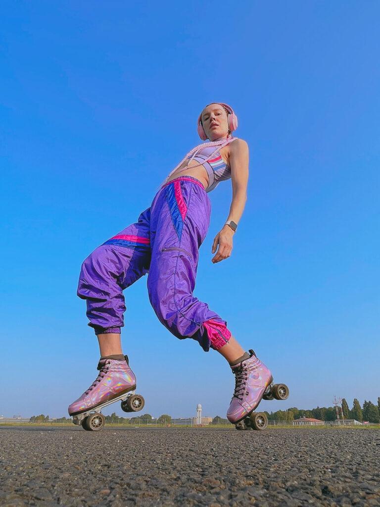 Razer Opus X (pink) - Nastya Rollerskates