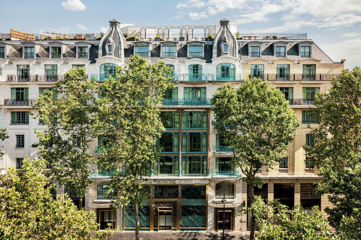 Außenansicht - Kimpton St Honoré Paris