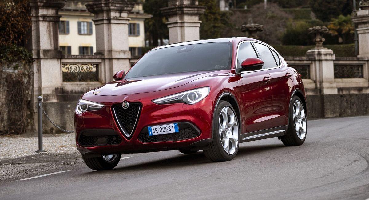"Alfa Romeo Stelvio, Sondermodell ""6C Villa d'Este"""