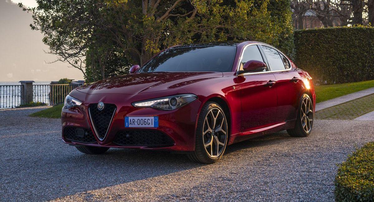 """Alfa Romeo Giulia, Sondermodell """"6C Villa d'Este"""