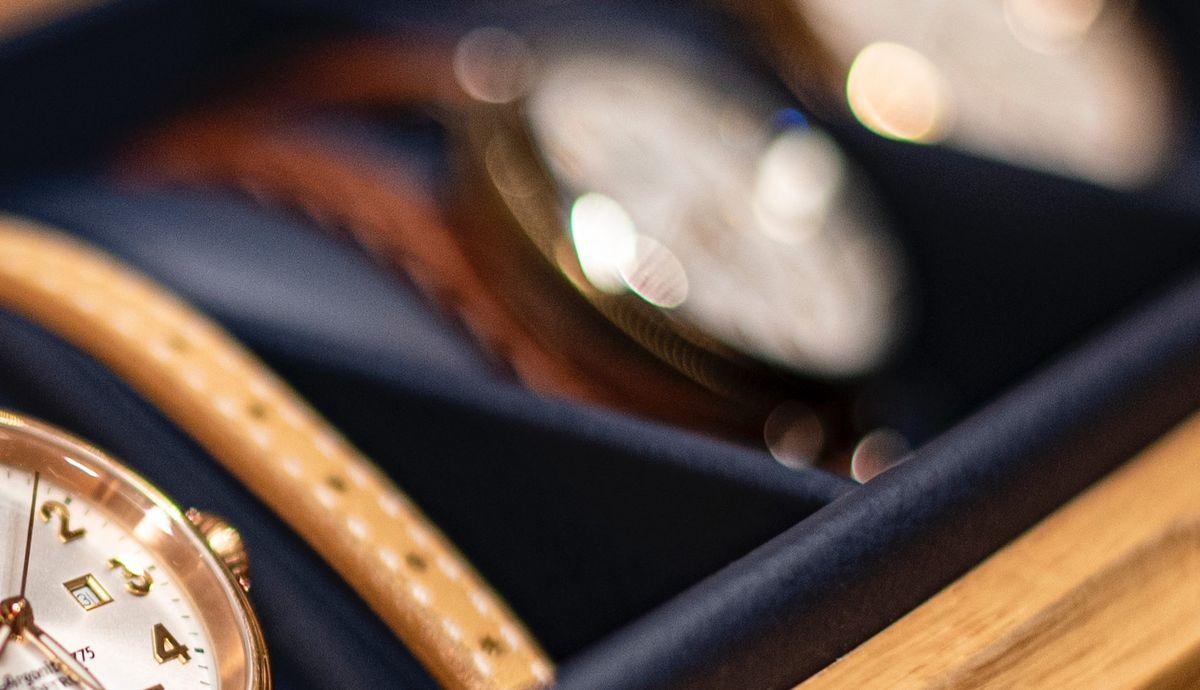 Wem gehören die größten Uhrenmarken?