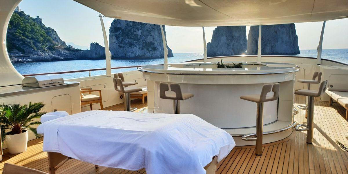 Yacht-Therapie - Maria Alekseenko - Monaco