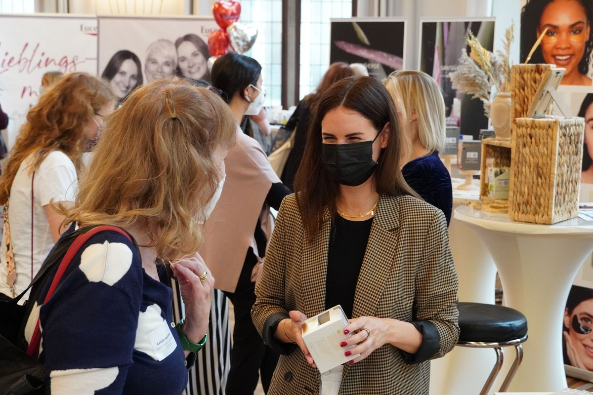 Beautypress-Infotag 2021 in Hamburg