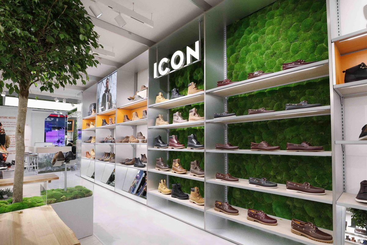 Der neue Timberland-Store in München